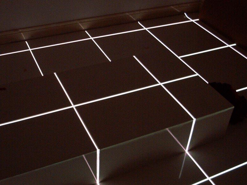 leuchtfolie leds rgb led stufenbeleuchtung. Black Bedroom Furniture Sets. Home Design Ideas